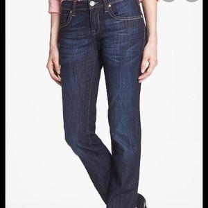 "Mavi ""Molly"" Straight Leg Jeans"